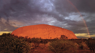 Tadelakt Colors Ayers Rock